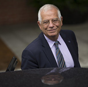 Josep Borrell,ministro de Exteriores español