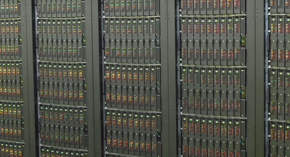Supercomputadora (imagen referencial)