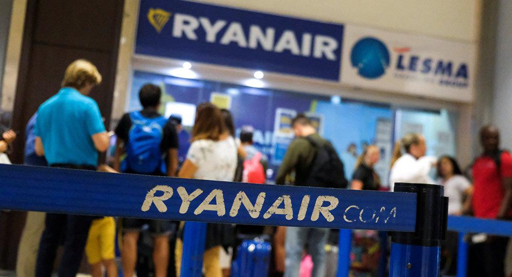 Los pasajeros de Ryanair