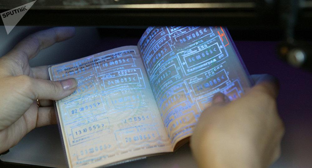 Un pasaporte (imagen referencial)