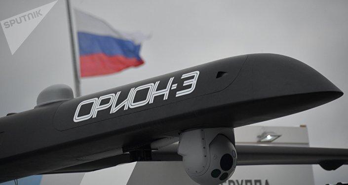 El dron Orion-E