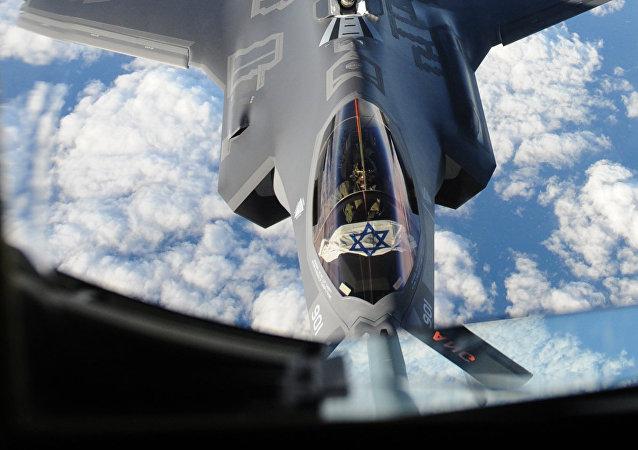 Un avión de las Fuerzas Aéreas de Israel (imagen referencial)