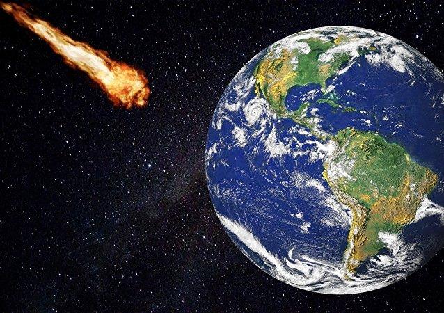Asteroide acerca a la Tierra