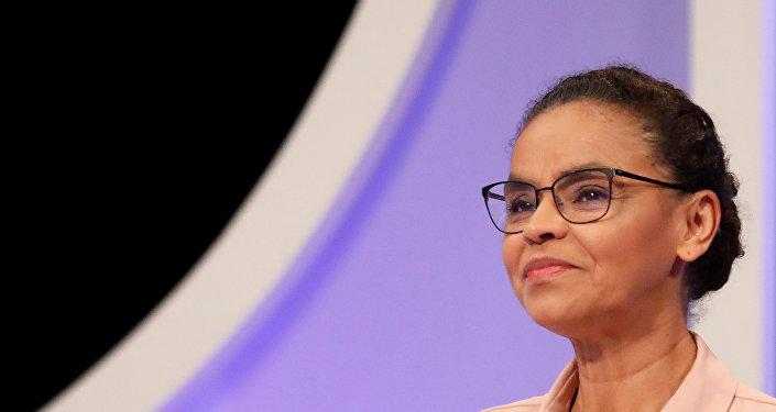 Marina Silva, candidata a las elecciones presidenciales en Brasil