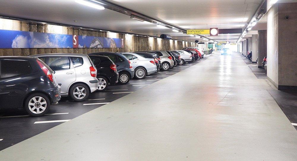 Automóviles aparcados (imagen ilustrativa)