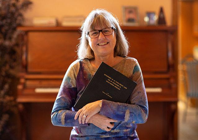 Donna Strickland, ganadora del Premio Nobel de Física