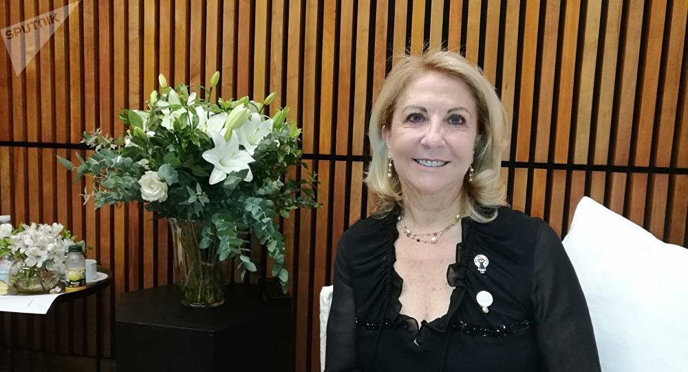 Susana Balbo, chair del W20