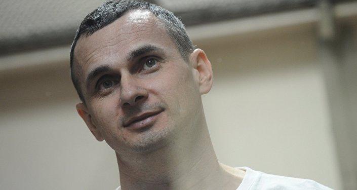 Oleg Sentsov, director de cine