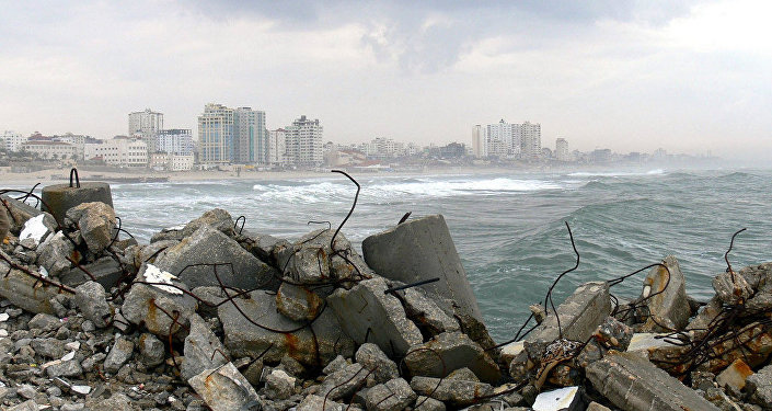 Costa de Gaza