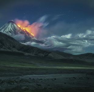Auroras, montañas y cúpulas: fotógrafos desvelan los impresionantes paisajes de Rusia