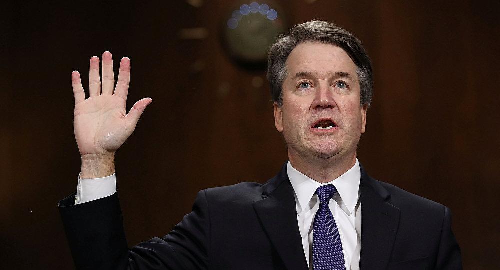 Brett Kavanaugh, candidato a Corte Suprema de EEUU