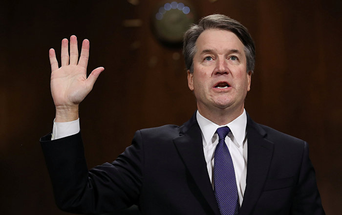 Brett Kavanaugh, candidato de Trump, nombrado juez de la Corte Suprema de EEUU