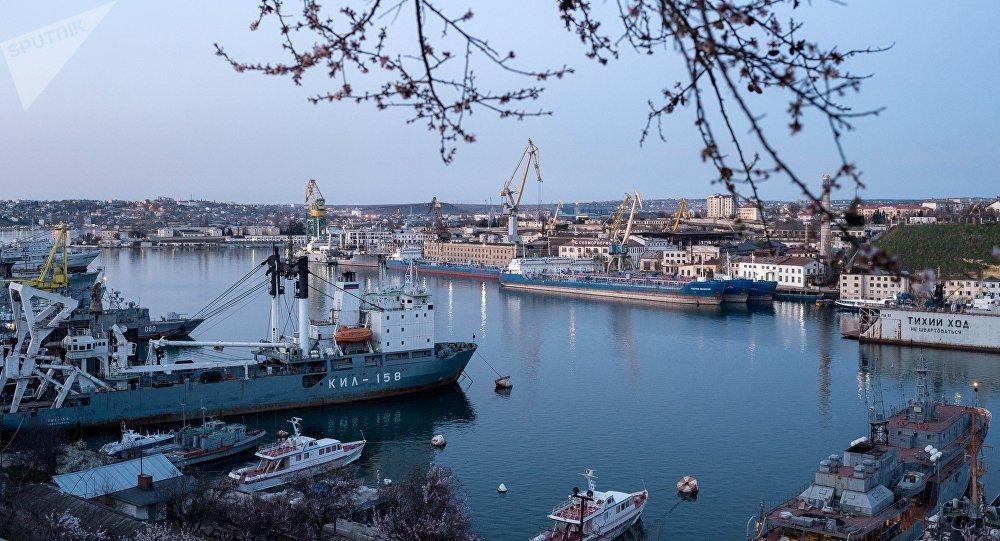 Puerto de Sebastopol, Crimea