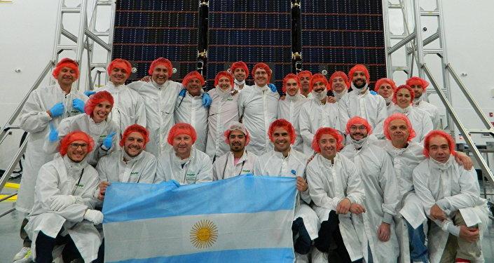 El equipo de científicos argentinos