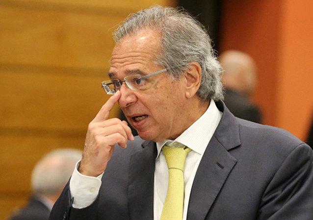 Paulo Guedes, candidato al Ministerio de Economía de Brasil si ganase Jair Bolsonaro en las elecciones presidenciales