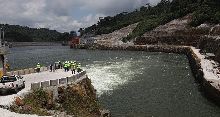 La central hidroeléctrica ecuatoriana Coca Codo Sinclair