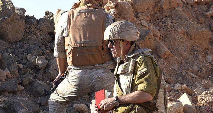Augusto Ferrer-Dalmau en Alepo