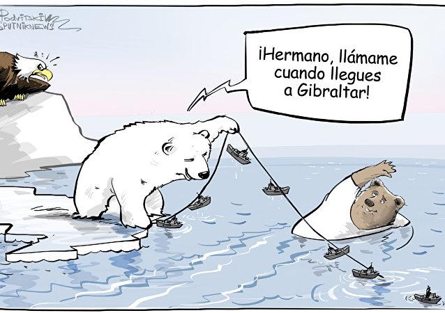 ¿Bloquearle las aguas al oso? ¿Seguro?