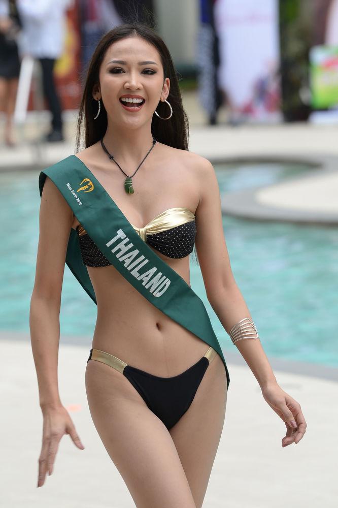 Miss Tierra 2018: las aspirantes al título irradian belleza