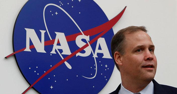 Jim Bridenstine, administrador de la NASA