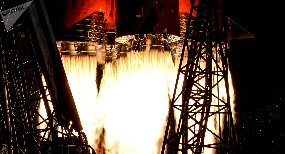 El lanzamiento de un Soyuz (archivo)