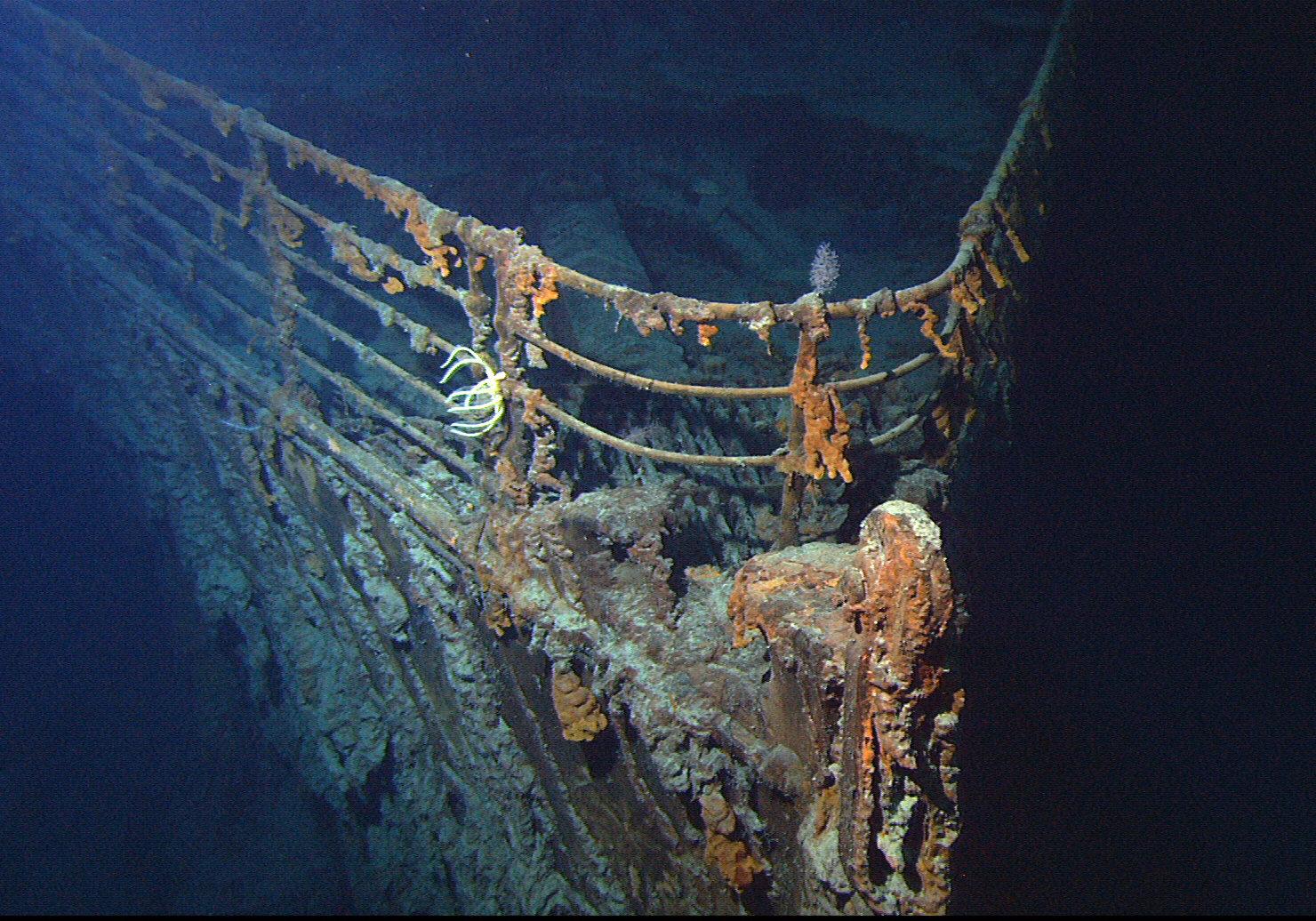 Titanic en el 2004