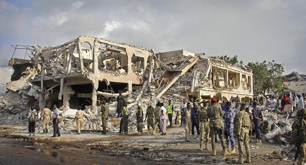 Consecuencias del atentado en Somalia en 2017