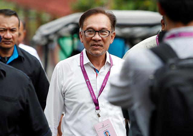 Anwar Ibrahim, el político malasio