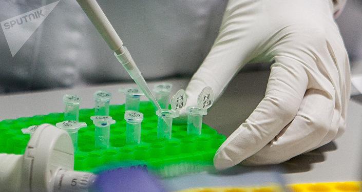 Laboratorio de Biocad (archivo)