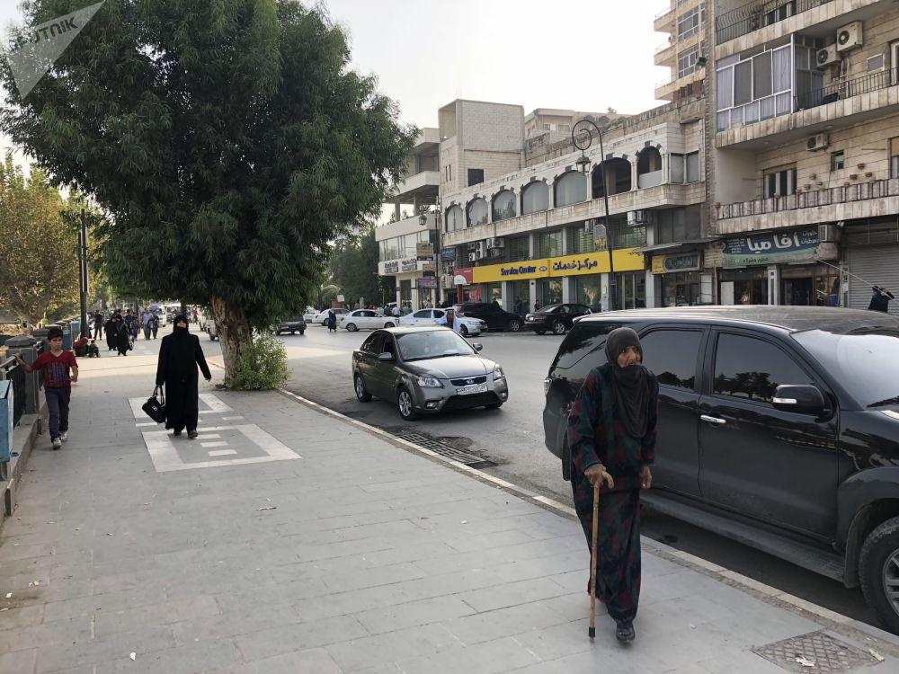 La ciudad siria de Hama vuelve a la normalidad tras la guerra