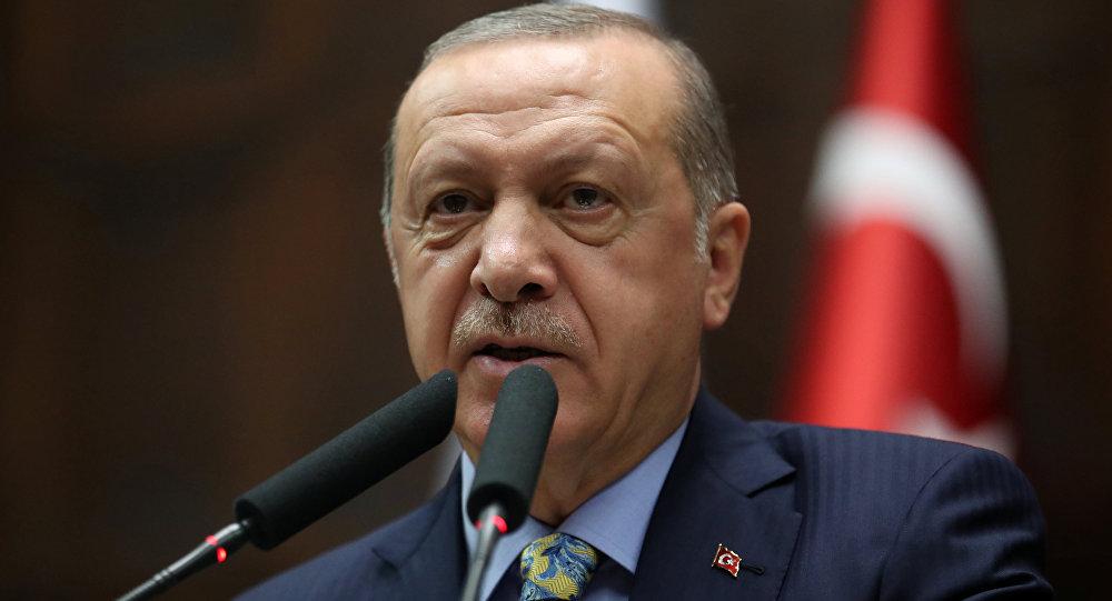 Recep Tayyip Erdogan presidente de Turquía