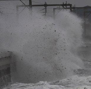 La tormenta Callum en Escocia