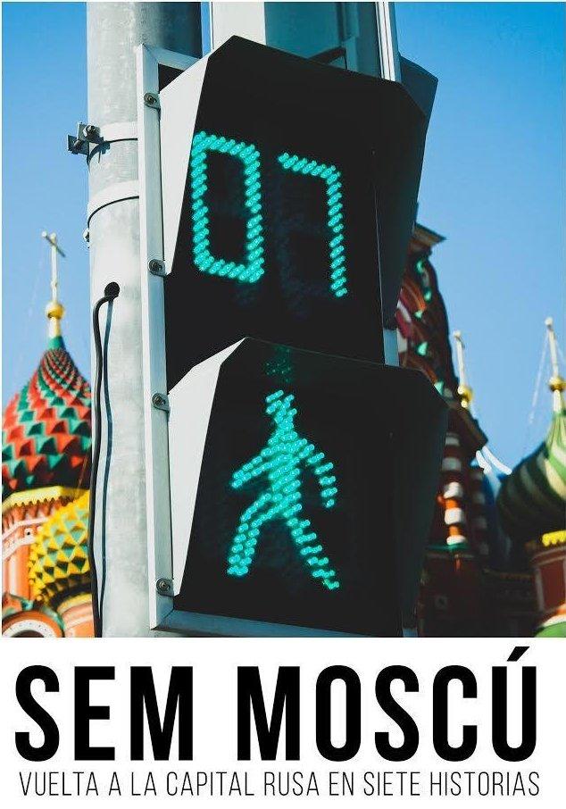 La portada de 'Sem Moscú', la guía de turismo