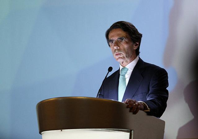 Jose María Aznar, expresidente de España