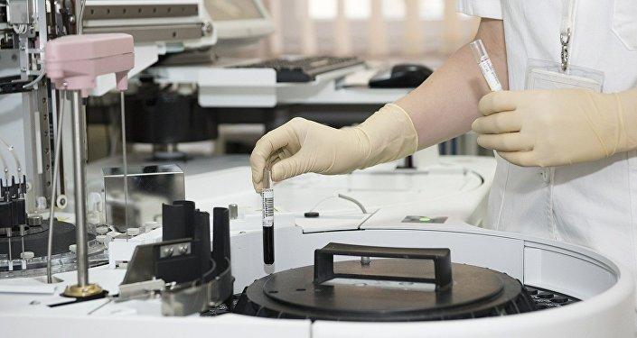 Exámenes laboratoriales (imagen referencial)