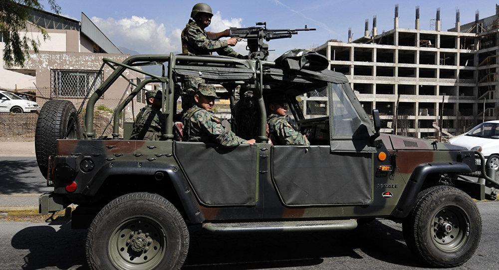 Militares de Ecuador (Archivo)