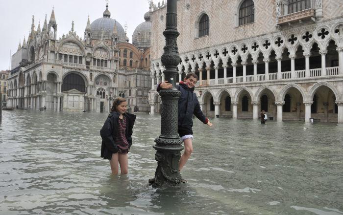 Las 10 ciudades que tienen los días contados por el nivel del mar