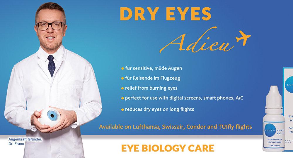 Lubos Frano, el oftalmólogo de altos vuelos