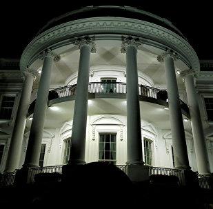 La Casa Blanca en Washington, EEUU