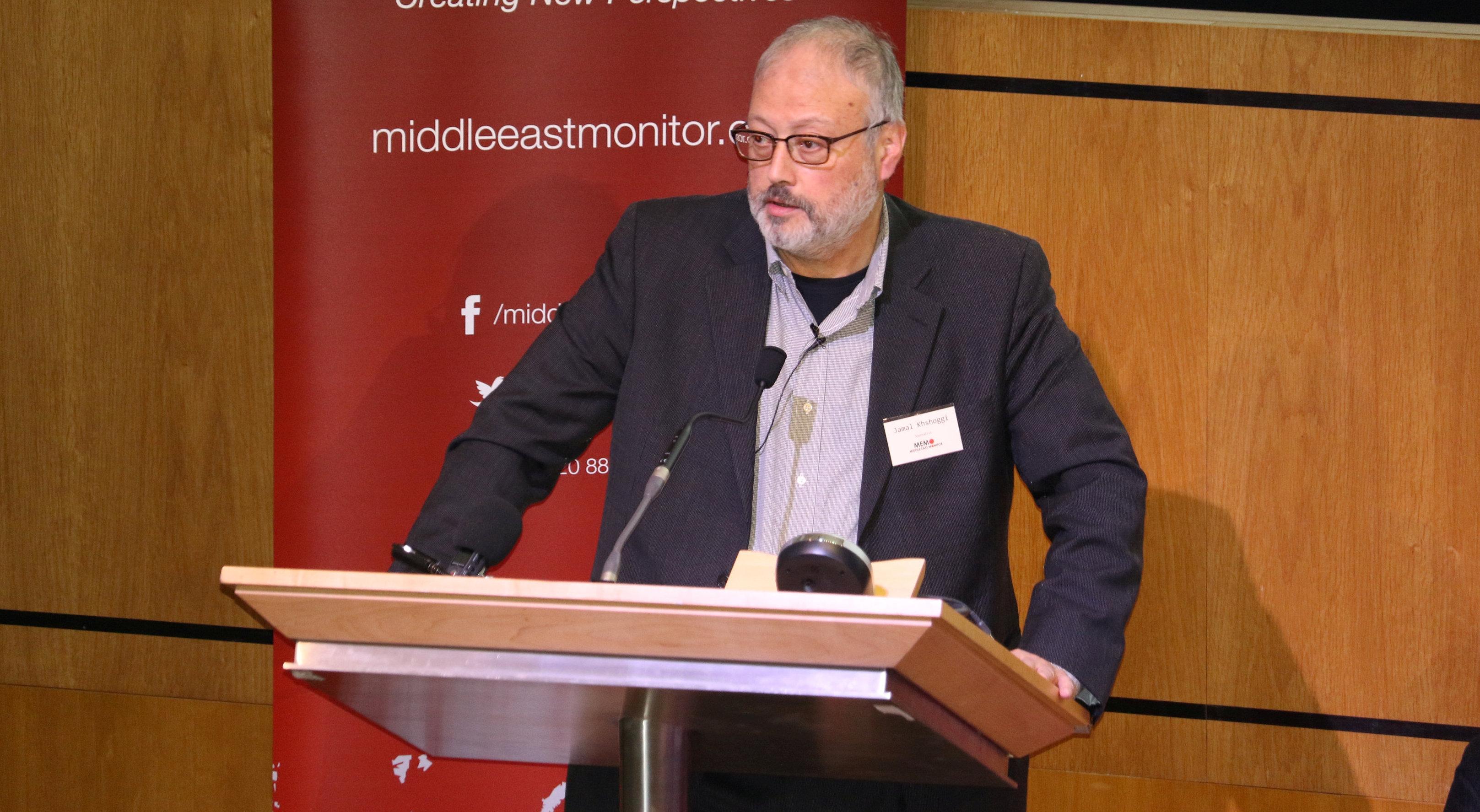 Jamal Khashoggi, periodista saudí desaparecido el 2 de octubre