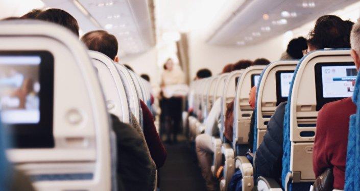 Un avión de pasajeros (imagen ilustrativa)