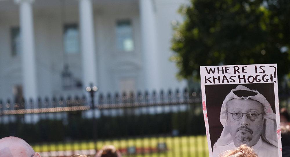 El mundo reacciona ante asesinato del periodista Jamal Khashoggi