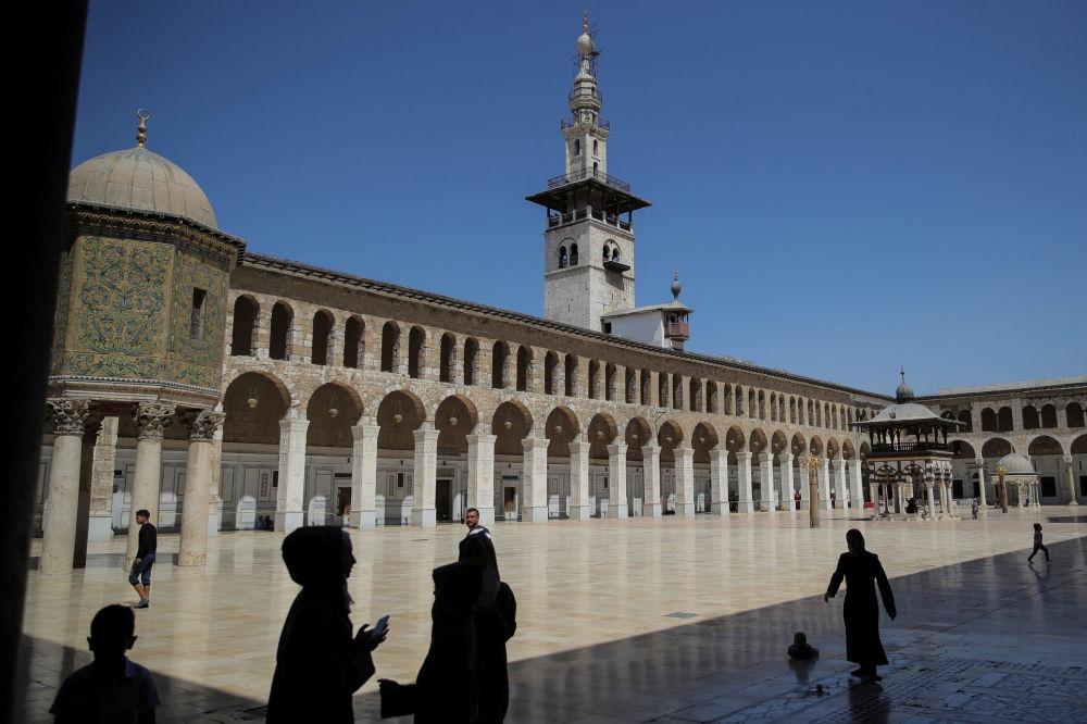 Así es Damasco en tiempos de paz