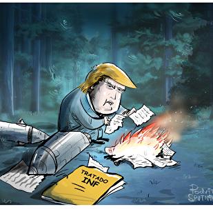 Trump continúa quemando puentes con otros países y ahora el turno es de Rusia