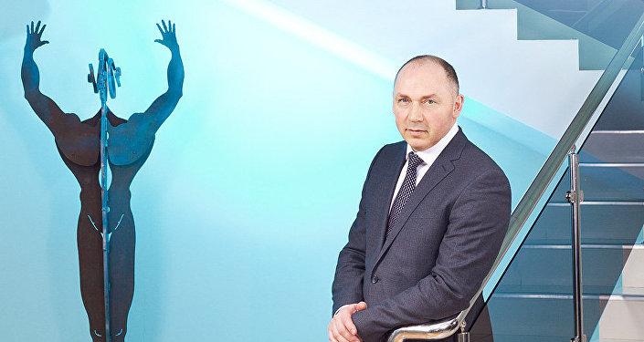 Dmitri Kudlái, director general de Generium