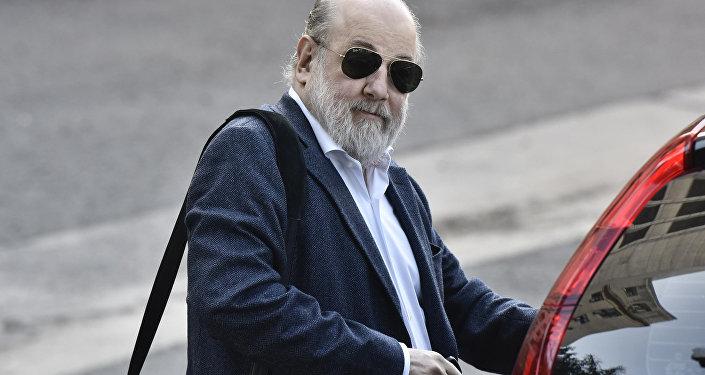 El juez federal argentino, Claudio Bonadío