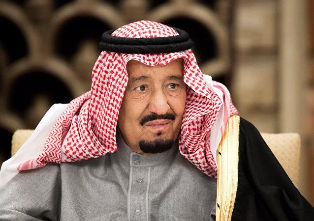 Salmán bin Abdelaziz, rey de Arabia Saudí (archivo)