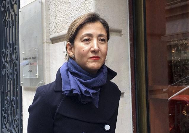 Ingrid Betancourt, la excandidata presidencial colombiana