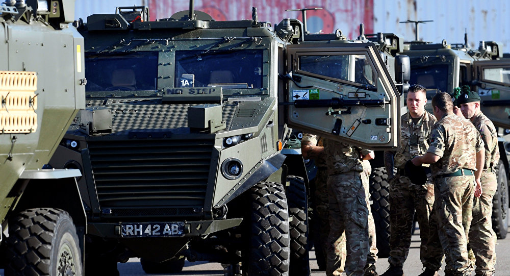 Soldados de la OTAN