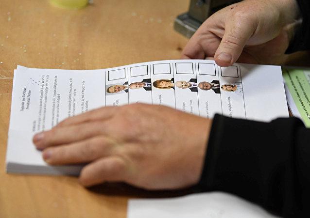 Elecciones presidenciales en Irlanda